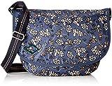 Oilily Damen Groovy Diaperbag Lhf Rucksackhandtasche Grau (Grey)
