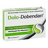Dolo-Dobendan Lutschtabletten, 36 St. Tabletten