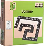 Natural Games Holz Domino, 55 Steine, FSC