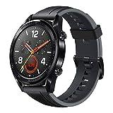 Huawei Watch GT Sport Smartwatch (46 mm Amoled Touchscreen, GPS, Fitness Tracker,...