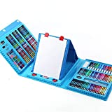 Panjianlin Art Supplies Set Farbige Stift Mark Crayon Art Set 208 Stück Deluxe Art Set Gemälde...