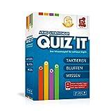 rudy games Quiz IT 2019-Interaktives Wissensspiel für schlaue Köpfe Quizspiel mit App ab 12...