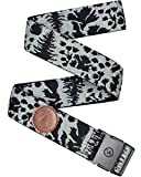 Arcade Belt Herren Adventure Slim Gürtel: schmale Breite, elastisches Stretch-Gurtband, Micro...