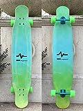 jinda Longboard Skateboard Dance Board Flaches Blumenbrett