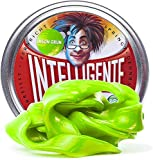 Intelligente Knete - Leuchtet im Dunkeln - Neon Grün - BPA- und glutenfrei - 40 g