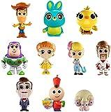 Mattel GCY86 - Disney Pixar Toy Story 4 Minis Figuren Ultimatives neue Freunde 10er Pack,...