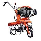 FUXTEC Benzin Gartenfräse SET FX-AF1139 inkl Breitenerweiterung Motorhacke Ackerfräse Bodenfräse...