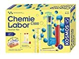 KOSMOS C500 - Chemielabor, Starter-Set, Laboraustattung für Einsteiger, Chemie für Kinder ab 9...