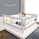 Bettgitter, Verstellbare Vertikalen Heben Kinderschutz, Sicherheit Rausfallschutz, Für Baby Bett,...