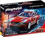 Playmobil 70277 Porsche Porsche & Spielfiguren, Mehrfarbig