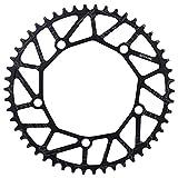 VGEBY1 Fahrradkettenrad, 50/52/54/56 / 58T 130BCD Fahrrad Single Geschwindigkeit Kettenblatt für...