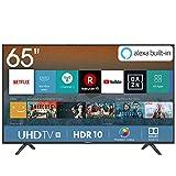 Hisense H65BE7000 165 cm (65 Zoll) Fernseher (4K Ultra HD, HDR, Triple Tuner, Smart-TV, Standard)...
