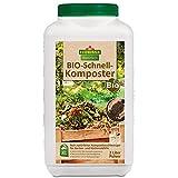 Florissa Natürlich 58625 BIO Schnell-Komposter | Kompostbeschleuniger unterstützt den...