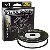 Spiderwire dura-4 FLECHTLEINE 300m durchsichtiger 20lb/9.1kg 0.10mm