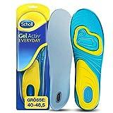 Scholl GelActiv Einlegesohlen Everyday für Freizeitschuhe von 40-46,5 – Verbesserter Komfort...