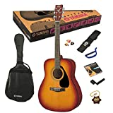 Yamaha F-310P TBS Akustik Westerngitarre Tobacco Brown Sunburst  (inkl. Gigbag, Gurt, Stimmpfeife,...
