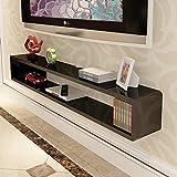XUQIANG TV-Schrank TV-Regal Set-Top Box Regal TV-Konsole Aufbewahrungsregal DVD Kabelbox...