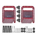 finebrand Feder-loc-brett-satz Long Version Multi-purpose Loc Board for Flip Engraving...