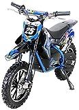 Kinder Mini Elektro Crossbike'Gepard' 500 Watt verstärkte Gabel 36 Volt Enduro Motorcrossbike...