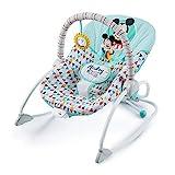 Bright Starts, Disney Baby, Wippe für Babys und Kleinkinder, Micky Maus