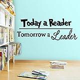 cooldeerydm Die Leser von heute, die Leader-Wandaufkleber von morgen für die Bildungsversion VWAQ...