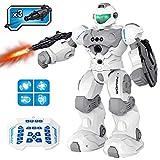 Pickwoo Kinderspielzeug Ferngesteuerte Roboter, 2,4 Ghz RC Fernbedienung Roboter für Kinder...