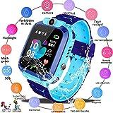 SPOERHXD Smart Watch IP68 wasserdicht LBS Smart Watch Uhr SOS-Rufpositionssuch-Tracker...