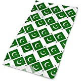 MJDIY Mask Sweatband,Pakistan Flag Weave Kopfwickel Fashion Neck Gamasche Für Mountain Running...