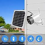 Solarenergie Laden Wireless WiFi Kamera 1080p 2mp Hd Outdoor Security Ip Kamera Überwachung...