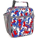 FlowFly Kinder-Lunchbox, isoliert, weich, Mini-Kühltasche, für Mädchen, Jungen