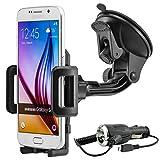Universal 360 drehbar KFZ Auto Handy Smartphone Halterung Halter fr Galaxy S2 / S3 / S3 Mini / Note...