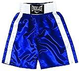 Everlast Erwachsene Boxen - Shorts, Blau/Weiß, L