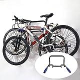 HUANGRONG Fahrradständer, zusammenklappbar, robust, stabil, fest, Fahrrad-Reparatur-Halterung,...