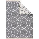 Fashion4Home Teppich Läufer - Tepiche für Wohnzimmer, Schlafzimmer, Küche, Kinderzimmer,...