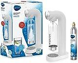 BRITA Wassersprudler sodaONE weiß inkl. CO2-Zylinder und BPA-freier PET-Flasche | Macht aus...