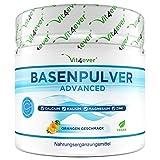 Vit4ever® Basenpulver Advanced - 360 g – Einführungspreis - 100% organischen Basen auf...