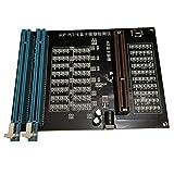 Semoic PC AGP PCI-E X16 Dual Zweck Socket Tester Anzeige Bild Grafik Karten PrüF Ger?T Bild...