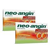 neo-angin Benzydamin gegen akute Halsschmerzen | Sparset mit 2 x 20 Stück | Lutschtabletten mit...