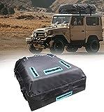 Riiai Universal-Autodachtasche, 109 x 86 x 43 cm, robuste Dachtasche, Dachgepäckträger,...