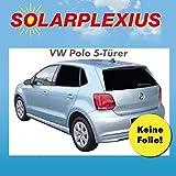 Solarplexius Sonnenschutz Autosonnenschutz Scheibentönung Sonnenschutzfolie für Polo IV 9N Bj....