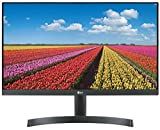 LG 27MK600M Monitor, 27', LED IPS Full HD (1920x1080), 5 ms, Radeon FreeSync 75Hz, VGA, HDMI,...