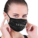 w-iz k-halifa Outdoor Face Mouth Mask Windproof Sports Mask Ski Mask Shield Scarf Bandana Men...