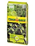 Floragard Bio Kruter- und Aussaaterde 5 L  torfreduzierte Bio-Spezialerde  zum Aussen, Stecken und...