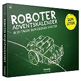 FRANZIS Roboter-Adventskalender 2019 | In 24 Schritten zum eigenen Roboter | Einstieg in...