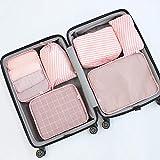 Taschen Extra Leichte Kleidertaschen Koffer Organizer 6 Stück Unterschiedliche Größen...