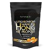 Natrea Manuka Honig Bonbons 400 MGO ? mit Zitronengeschmack und Propolis   100 g im...