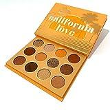 KARLOR 12 Farben Lidschatten Palette Augen Make-up Palette, Perfekt Untereinander Kombinierbare...
