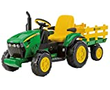 Peg Perego John Deere Ground Force inkl. Anhänger 12V IGOR0047