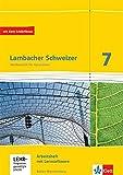 Lambacher Schweizer Mathematik 7. Ausgabe Baden-Württemberg: Arbeitsheft plus Lösungsheft und...