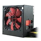 Mars Gaming MPII850 - Netzteil gaming fr PC (850W, ATX, die fr die Spieler, Antivibrationssystem ,...